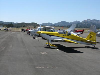 Ramona RV Fly In 2015
