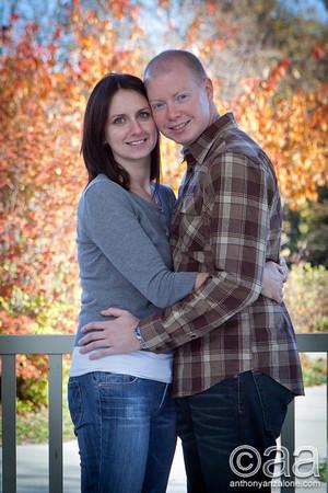 Alia and Dan's Engagement Shoot