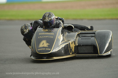 23-25 May 2014 Donington World sidecar round RKB wildcards