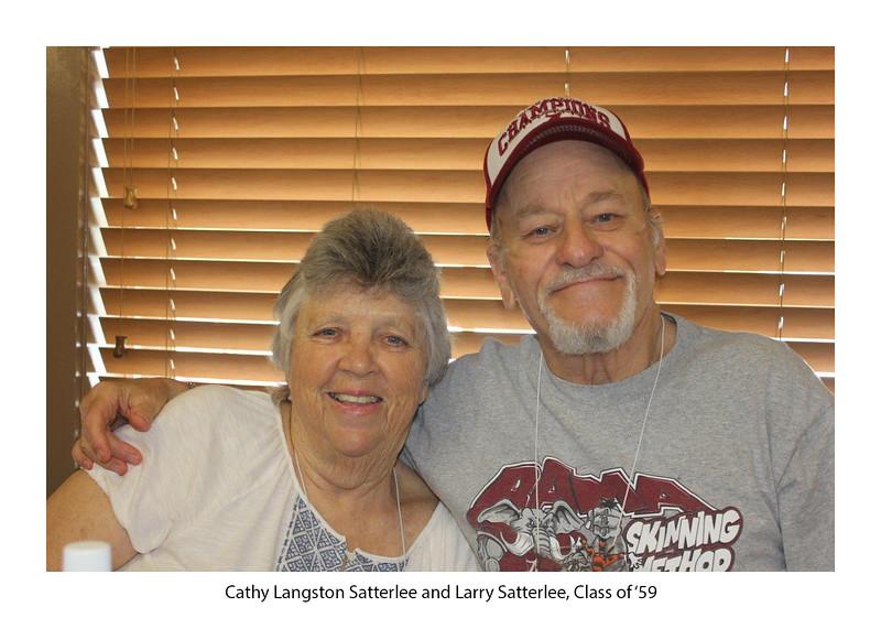 Cathy Langston Satterlee '59 and Larry Satterlee '59.jpg