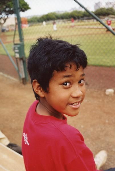2003 - 10 - 04 - Ryan Inter Baseball Game