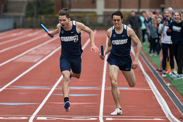 CWRU Outdoor Track Meet 4-20-19