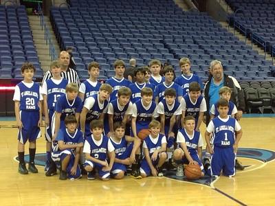 2012-11-16 Sr. & Jr. Baskestball in Arena