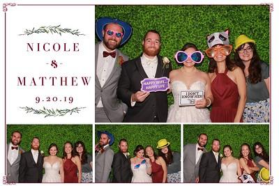 Nicole & Matthew's Wedding