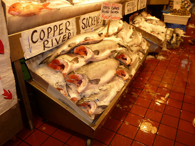 Pike Place Market on Thursday morning.