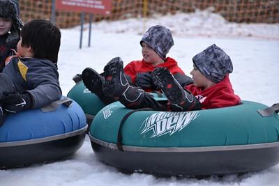 Tubing Park Fun