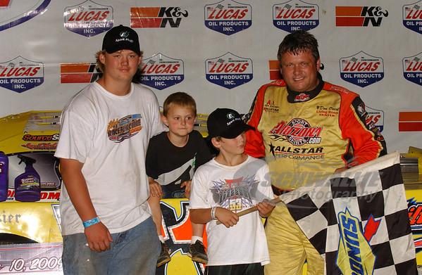North Alabama Speedway (AL) 7/10