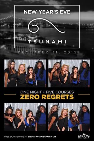 NYE at Tsunami (prints)