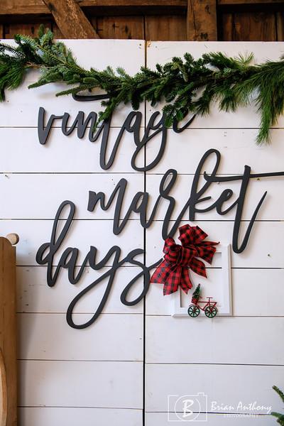 2019-11-24 Vintage Market Days