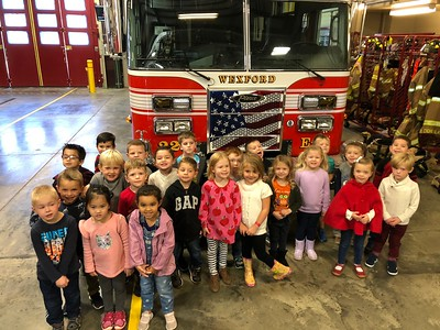 Fire Safety and Field Trips to Fire Department