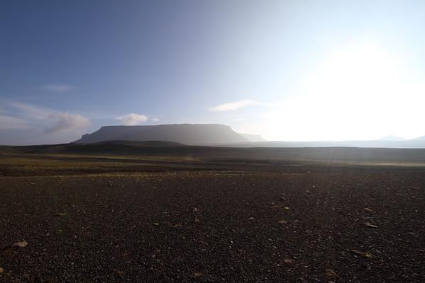 Þórisjökull (að hluta) 20.09.2014
