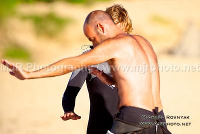 Surfing, Corey Lessons, Daniel  S 08.11.13