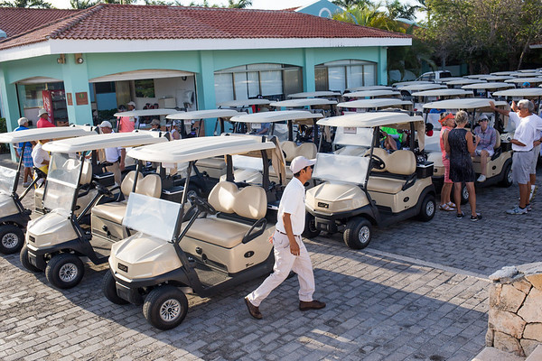 Golf tournament Iberostar Paraiso