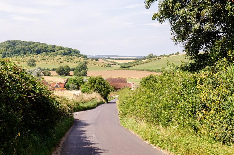 Weatherby Castle lane