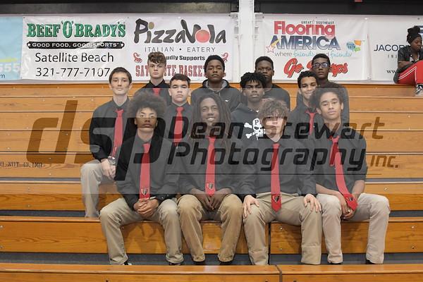 Boys JV Basketball 12.11.19