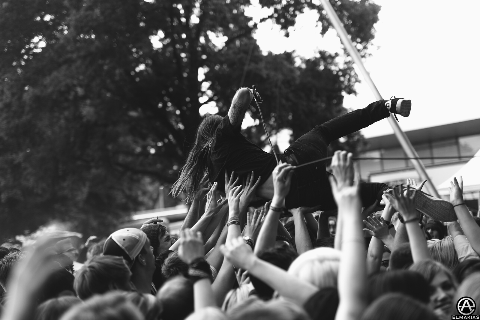 While She Sleeps live at Rawk Attack in Germany