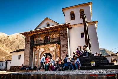 Andahuaylillas @ Quispicanchi - Valle Sur - Cusco - Perú