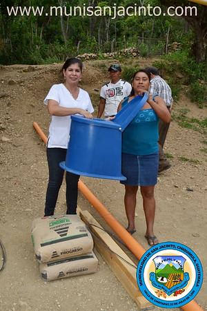 Las Lomas Latrine Project