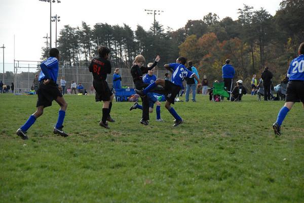 Trailblazer Soccer 2010