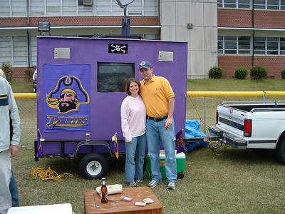Self Contained Unique Tailgating Apparatus (S.C.U.T.A)