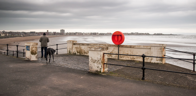 Saltcoats seafront