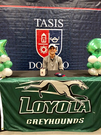 Signing Day Jorge Quintana