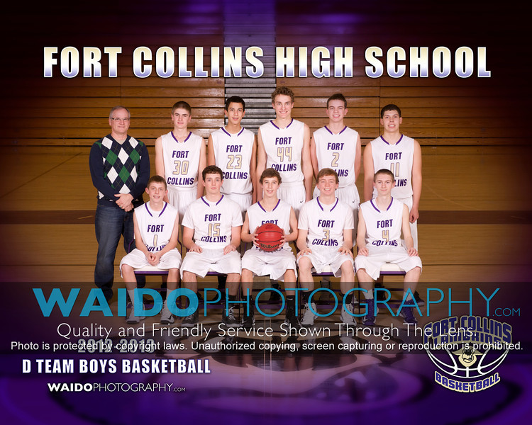 2012-2013 FCHS Boys Basketball