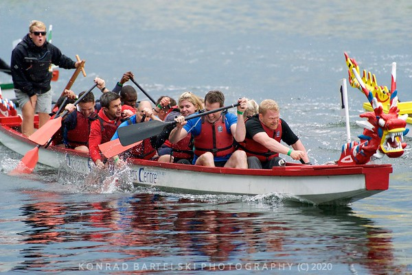 BACK UP DRAGONS BOAT RACE 2015