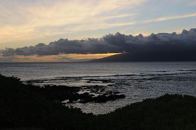 Dinner at Merrimen's Near Kapalua on Maui