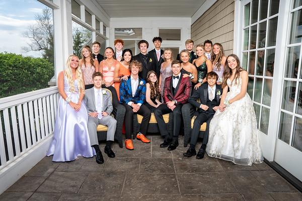 2021 Prom Friends