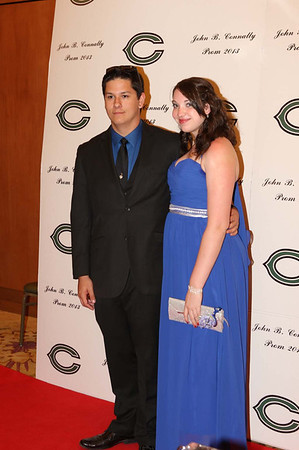 2013 Connally Prom Red Carpet