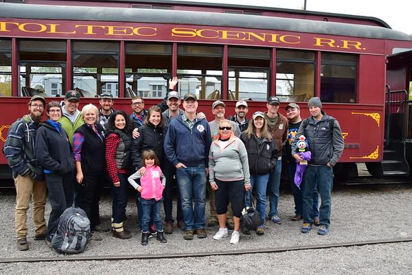Cumbres & Toltec Scenic Railroad 10/17/15