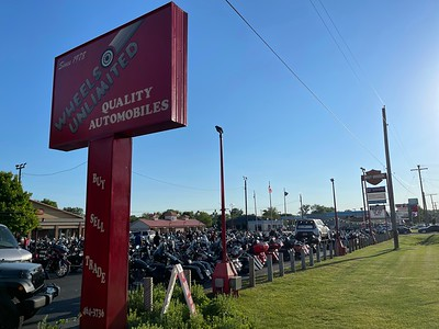 Harley Davidson of Valpo 25th Anniversary Party 2021