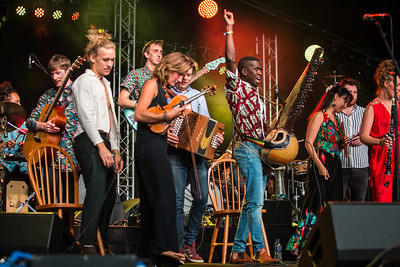 Varldens Band