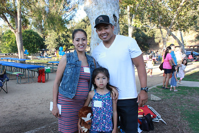 Holy Family School Picnic Serves Up Friendship