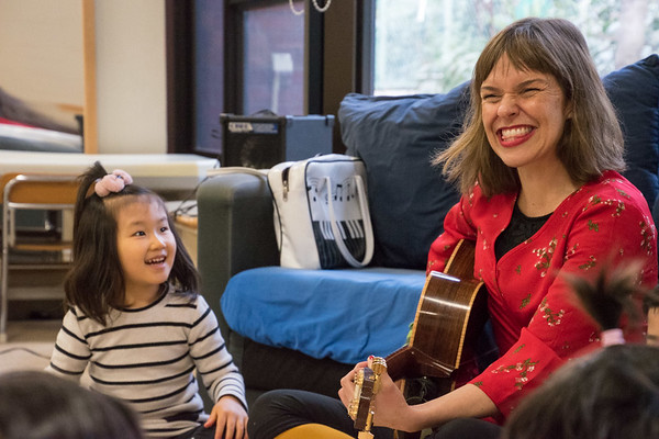 Visiting Musician Kathryn Claire