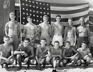 Outrigger Canoe Club 1941-1963