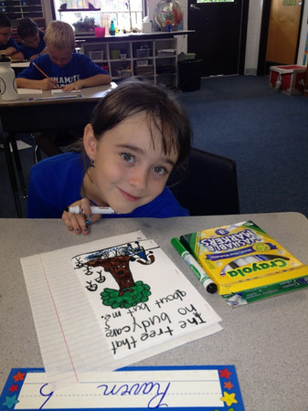 Working Hard Second Grade 2012-13