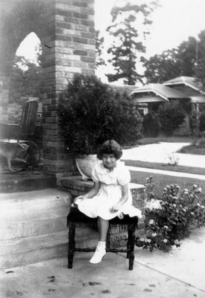 Maria Jacob - 1936 8 yrs old