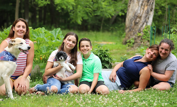 The Dog Days of Summer: The Gumersell Family