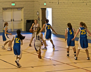 CT Girls Basketball vs. Price 8th Grade