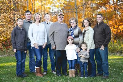 Knapmiller Family Fall 2018