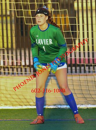 2-7-2020 - Xavier v Hamilton - Girls Soccer