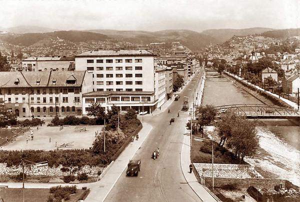 Sarajevo 1950. godine