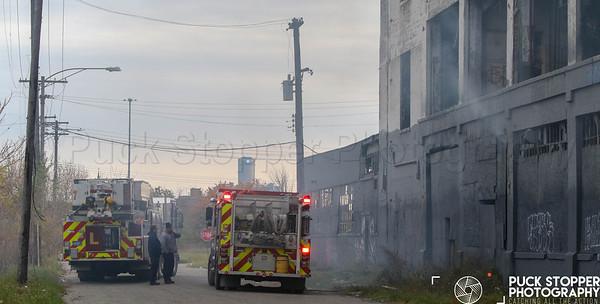 Commercial Box Alarm - Fisher Body Plant, 6000 Hastings Rd, Detroit, MI - 11/11/18