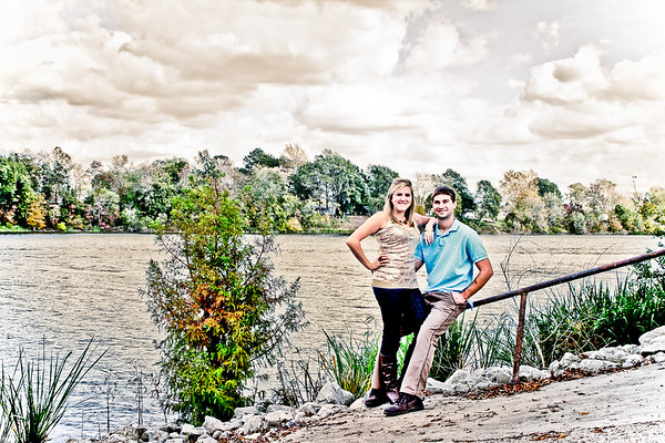 Engagement Maggie & Clayton