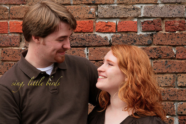 Drew and Kelsey (engagement)
