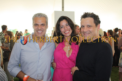 2011 Great Chef's Dinner Benefiting the Hayground School: Isaac Mizrahi, Eric Ripert, Barry Sonnenfeld and Famous Chefs, July 31, 2011