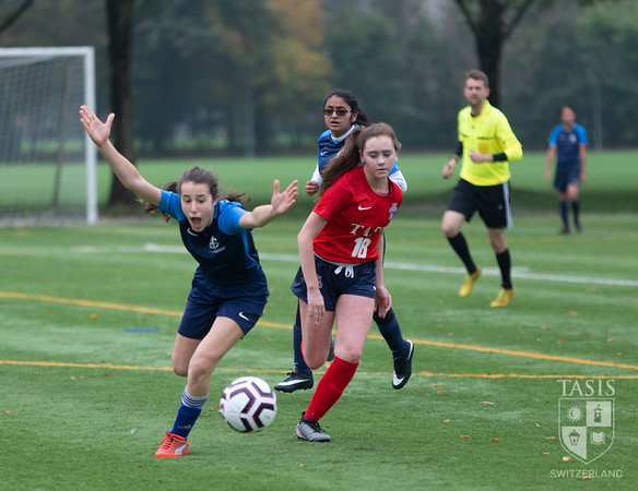 2019 SGIS Varsity Girls Soccer Tournament