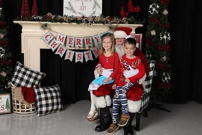 Rudolph Gordon  Santa Photos not printed